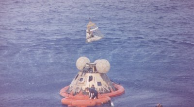 On this day in history: Apollo 13 is successfully recovered in the Pacific