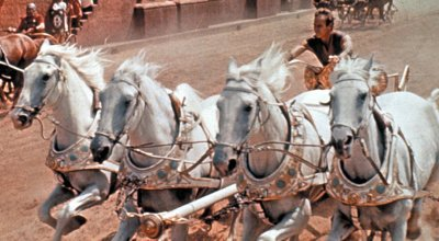 After Families are Gone Home, Enjoy an Easter Epic, Ben-Hur