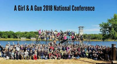 My Weekend With 350+ Woman Shooters…And Why They're The Future Of Shooting