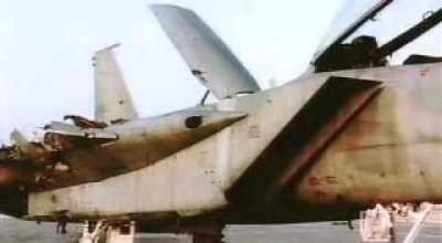 Watch: The Day an F-15 Landed with Only One Wing