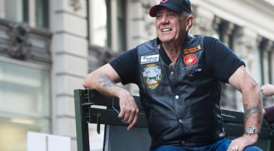 Watch: Paying tribute to 'Gunny' R Lee Ermey