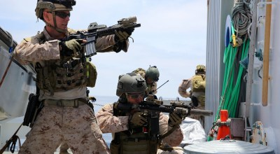 MARSOC conducts Maritime Operations Training