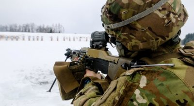 Estonian troops say US and international military responders 'fit like puzzle pieces' after Russian defense drill