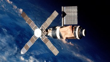 Space Legends: Was there really a mutiny aboard Skylab in 1973? Well ... sort of