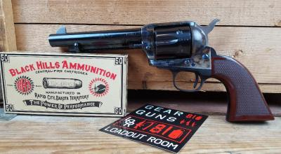 First Look: Evil Roy 1873 Colt from Cimarron