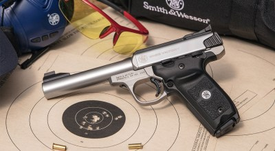 Smith & Wesson's New SW22 Victory Target Model