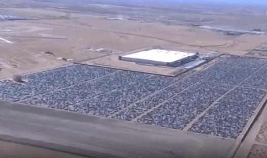 Vw Buyback Program >> Watch Aerial Drone Footage Of Volkswagen S Diesel Buyback