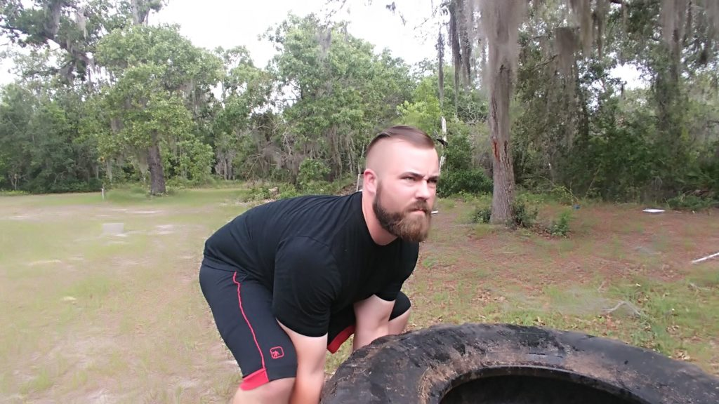 Workout Wednesday - The Viking Workout