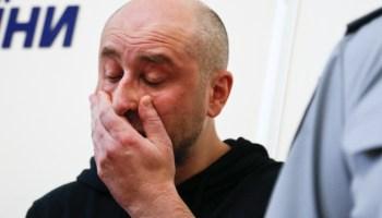 Ukraine officials helped a journalist fake his death to escape an alleged Russian assassination plot