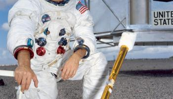 Apollo, Skylab Astronaut Alan Bean Dies at Age 86 Fourth Man to Walk on the Moon