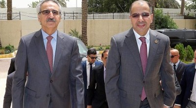 Kurdish political parties meet with Iranian ambassador in Iraq