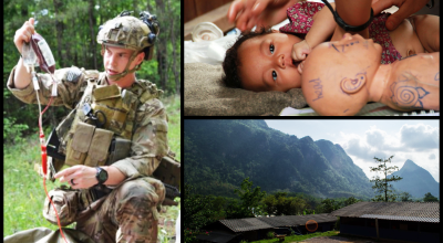 Former Army Ranger medic to teach trauma course in Burma