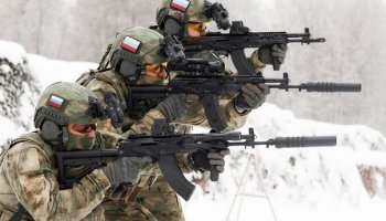 Russia's new service rifles: Soviet firepower with an American flair