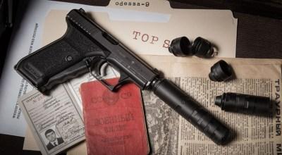 Dead Air Armament Reveals Odessa-9 Handgun Suppressor