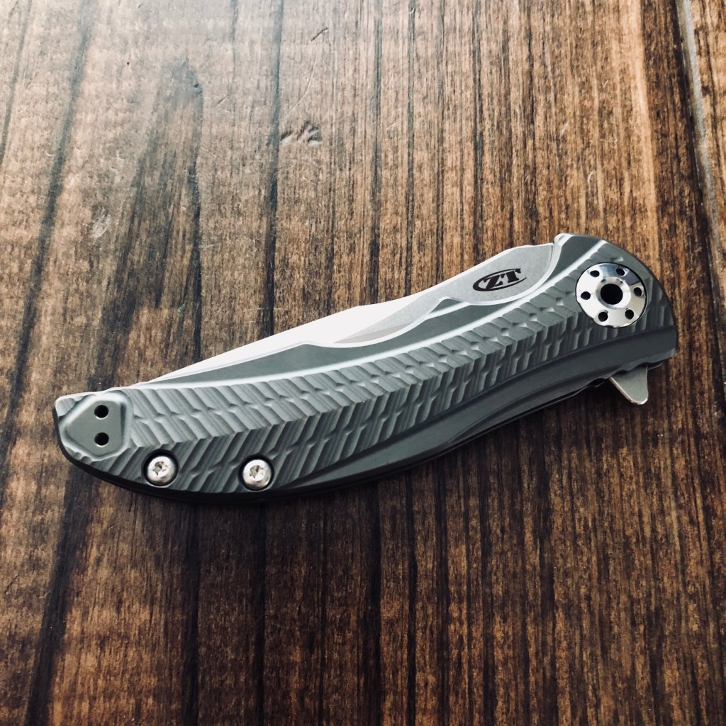 When the best gets better: Zero Tolerance 0609 folding knife