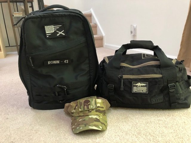 Traveling Grey: Carry On Backpacks and Bags