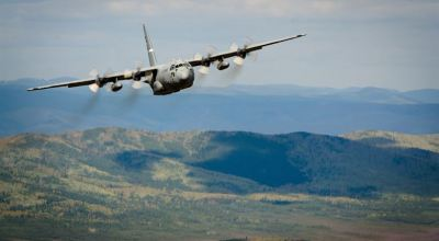Breaking: National Guard C-130 Cargo Plane Crashes After Taking off from Georgia Airport
