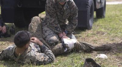 Civilians in combat: Preparing yourself medically