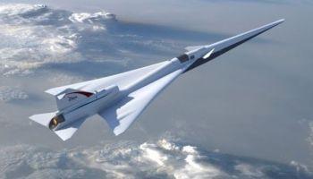 Low Boom Flight Demonstrator