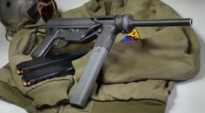 Grease Gun: Examining the M3/M3A1 Submachine Gun
