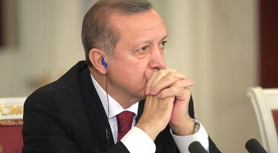 Turkish President Erdogan visits London