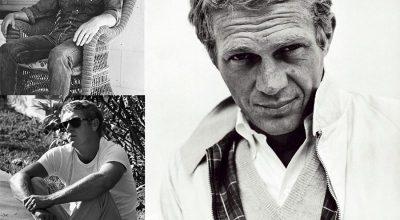Steve McQueen, Badass Man of Style