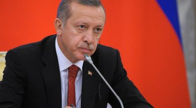 Turkish President concludes meeting with British Prime Minister