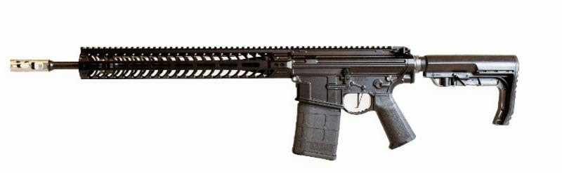 Xanthos-Lite: Lightest AR-10 Receiver On The Market