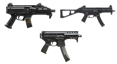 3 Likely Candidates For the New Army Sub Compact Weapon