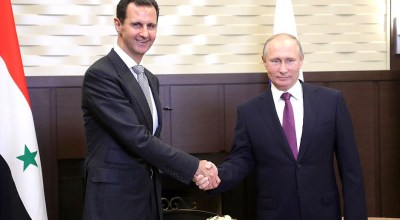 Russia and the Syrian regime looking for a political solution to the regional conflict
