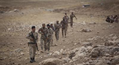 Hashd al-Shaabi demands Yezidi protection forces disarm