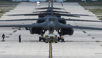 US Air Force grounds entire supersonic heavy bomber fleet amid mysterious concerns about ejection seats