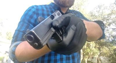 The Hatch Patrolman – Discrete Duty Gloves