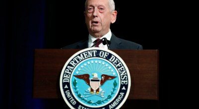 Employer Support Freedom Award recipients named by Secretary of Defense Mattis