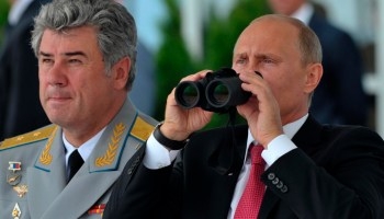 Russia threatens to 'strongly retaliate' if US establishes Space Force -- forgets they already have their own