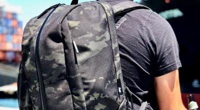 Aer Multicam collaboration – The bag for the Digital Nomad