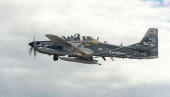 US Navy Pilot, Lt. Christopher Carey Short Dies in Crash of A-29 Aircraft