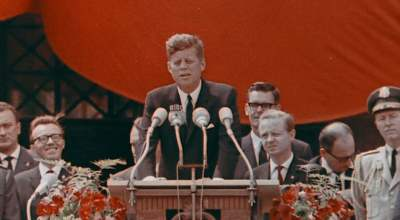 On This Day in 1963, JFK Gives His Best Anti-Communism Speech in Berlin