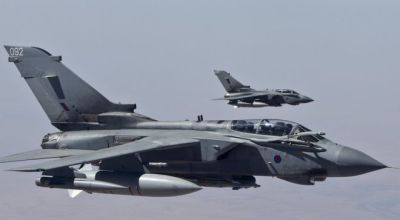 RAF Chief Defends Bombing Of Islamic State Targets