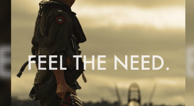 Watch: Tom Cruise Announces Top Gun 2 with Photo Release