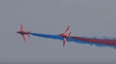 Watch: Cosford Air Show 2018 – 60,000 Celebrate the 100th Anniversary of the RAF!