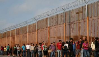 Military Preparing to Hold and House 32,000 Illegal Immigrants