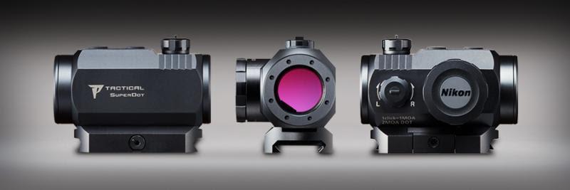 Nikon P-Tactical SUPERDOT: Shotgun Strong, Rifle Rugged