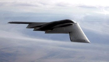 Air Force conducts flight testing on new nuclear bomb -- but do they need it?