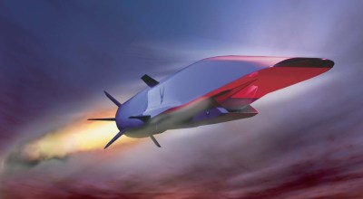 How hypersonic ballistic missiles could change the face of warfare as we know it