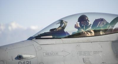 Air Force pilots will now carry a lot more firepower in case they're forced to eject behind enemy lines