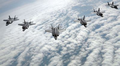 Pratt and Whitney aims to upgrade the F-35 with better fuel economy — and lasers