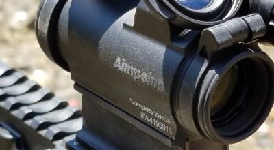 Aimpoint CompM5 |  Efficiency meets durability