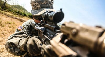 SOFREP Pic of the Day: US Army Soldiers training in Indonesia