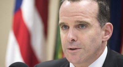 United States envoy works with Iraqi leaders to secure future government